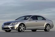 Запчасти для Mercedes W221. В наличии новые и б.у,