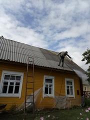 Мойка крыш в Барановичах