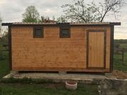 Баня Мобильная за 1 день под ключ установка в Барановичах