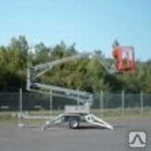 Аренда и продажа Подъемника skyjack LB12T