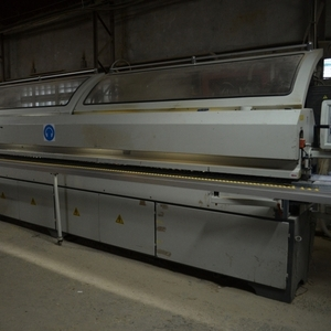 Автоматическая кромкооблицовочная линия MZF-450 В