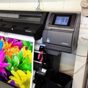 Широкоформатная печать шириной до 1520 мм