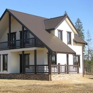 Производство и строительство каркасных домов. Барановичи