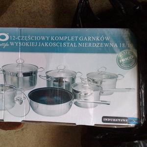 Набор кастрюль+сковорода