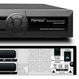 Продам немного б-у в отличном состояний Opticum (Orton) 9500 HD 2CI2CX