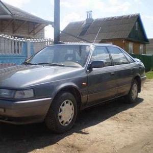 Продам автомобиль MAZDA-626
