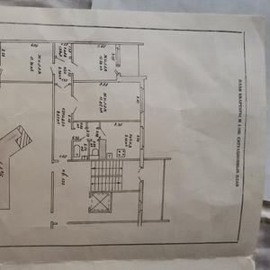 Продам 3-х комнатную квартиру в Барарновичах