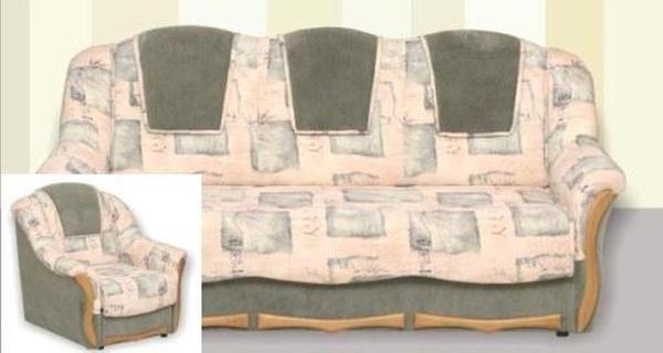 Перетяжка мягкой мебели в Барановичах 2