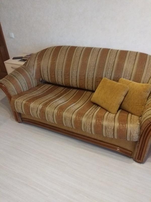 Перетяжка мягкой мебели в Барановичах 3