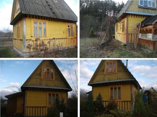 Продам 2-хэтажный дачный домик №241 в СТовариществе «Станкостроитель