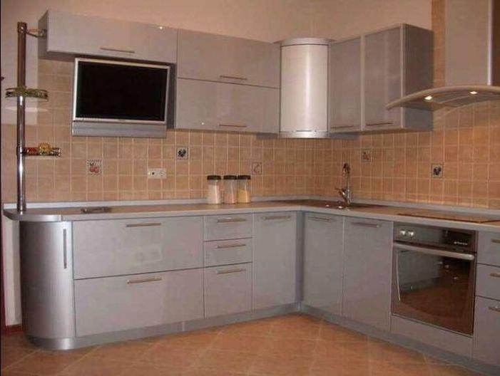 Угловые кухни 9 метров дизайн