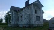 Продам недостроенный двухэтажный дом г.Барановичи