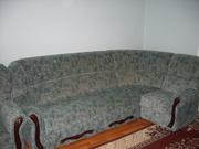 угловой дива + кресло