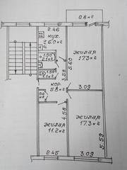 Продам теплую уютную 3-комнатную квартиру в южном мкр г.Барановичи